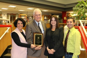 Steve Engelbright Presented w. Award