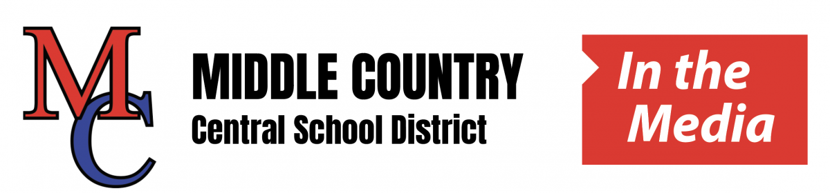 Middle Country Central School District in the Media